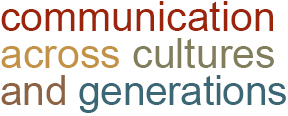 Communication across cultures and generations